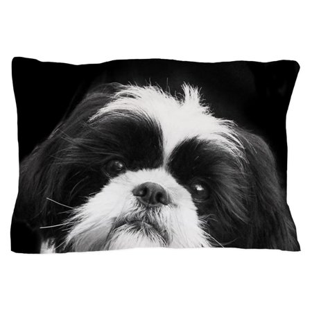 CafePress - Shih Tzu Dog - Standard Size Pillow Case, 20