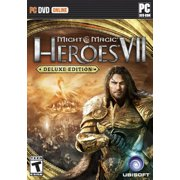 Might & Magic Heroes VII Deluxe Edition, Ubisoft, PC Software, 887256015343