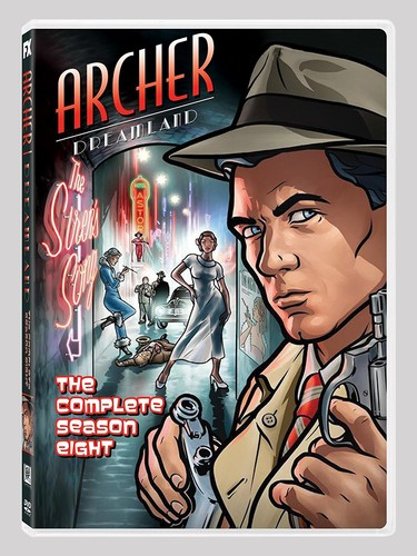 Archer Dreamland: The Complete Season Eight (DVD) by