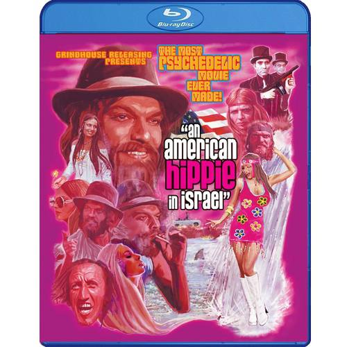 An American Hippie In Israel (Blu-ray) (Widescreen)