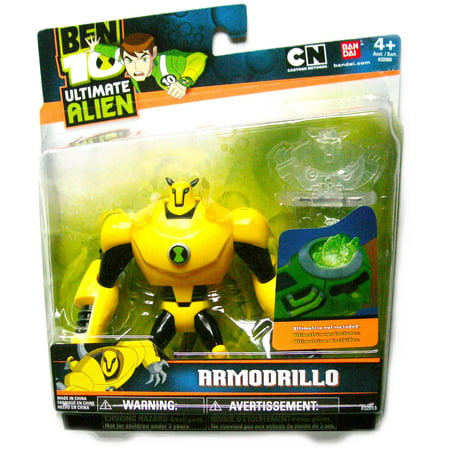 Ben 10 Ultimate Alien Armodrillo 4