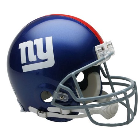 - Riddell New York Giants VSR4 Full-Size Authentic Football Helmet