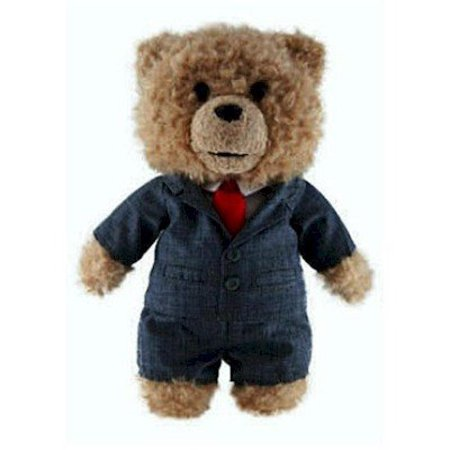 Ted Bear in Suit 8