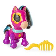 Zoomer Zupps Pretty Ponies, Nova, Series 1 - Interactive Pony with Lights, Sounds and Sensors