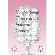 Compositional Theory in the Eighteenth Century