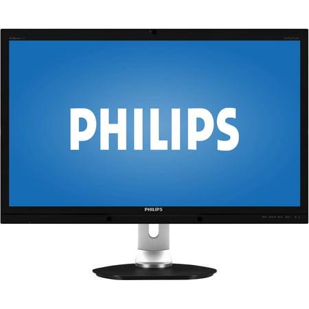 "Philips Monitor 27"" Adobe RGB Calibrated IPS-AHVA Panel QUAD 2560x1440 Res 350 cd m2 Brightness DVI-D... by"