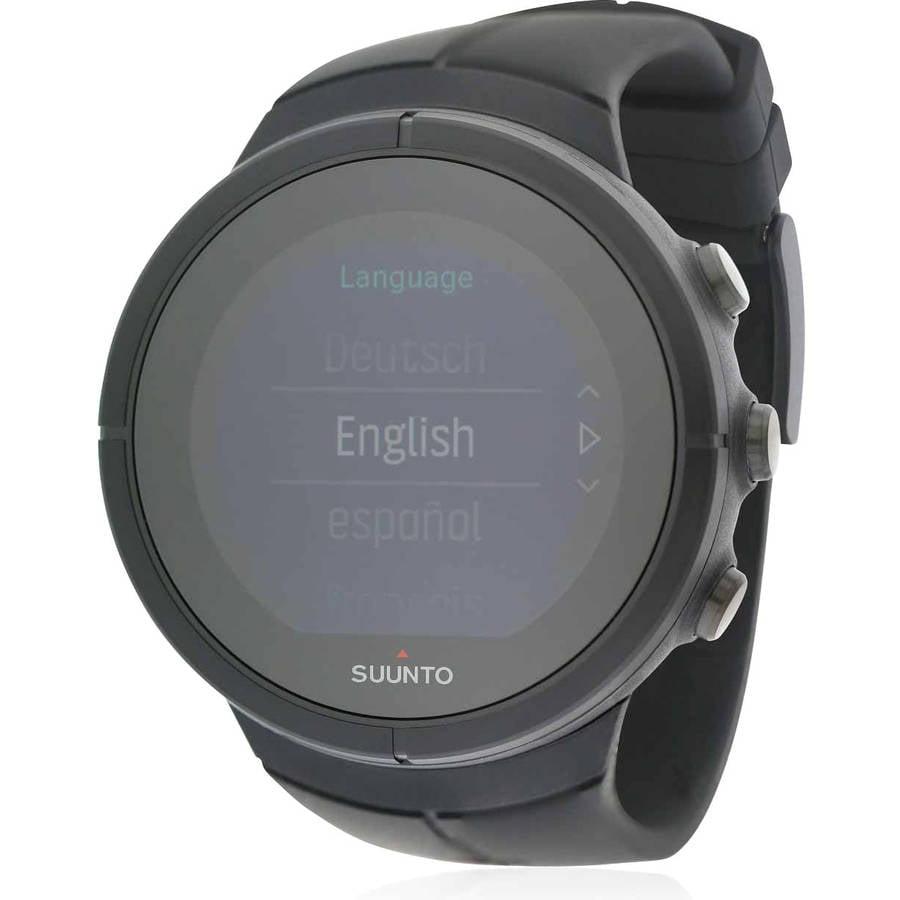 Suunto Spartan Ultra Titanium Watch, All Black