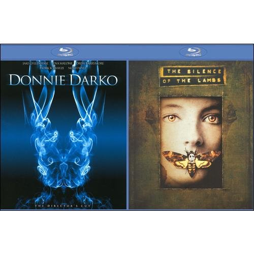 Donnie Darko / The Silence Of The Lambs (Blu-ray) (Widescreen)