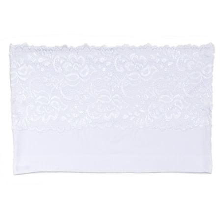 7b2972b77b Coobie - Seamless One Size Comfort Strapless Lace Bandeau Bra 9062 NEW -  Walmart.com