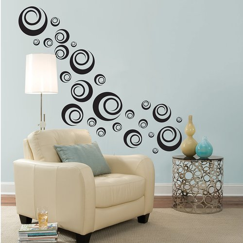 WallPops Ringlets Wall Art Kit