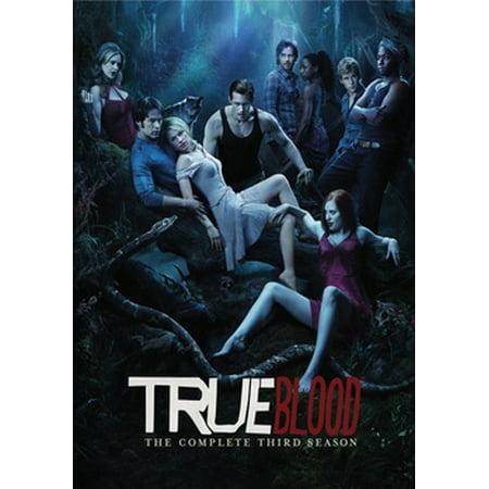 True Blood: The Complete Third Season (DVD) ()
