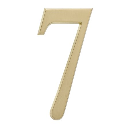 Products DeSign-it Standard Plaque, Number