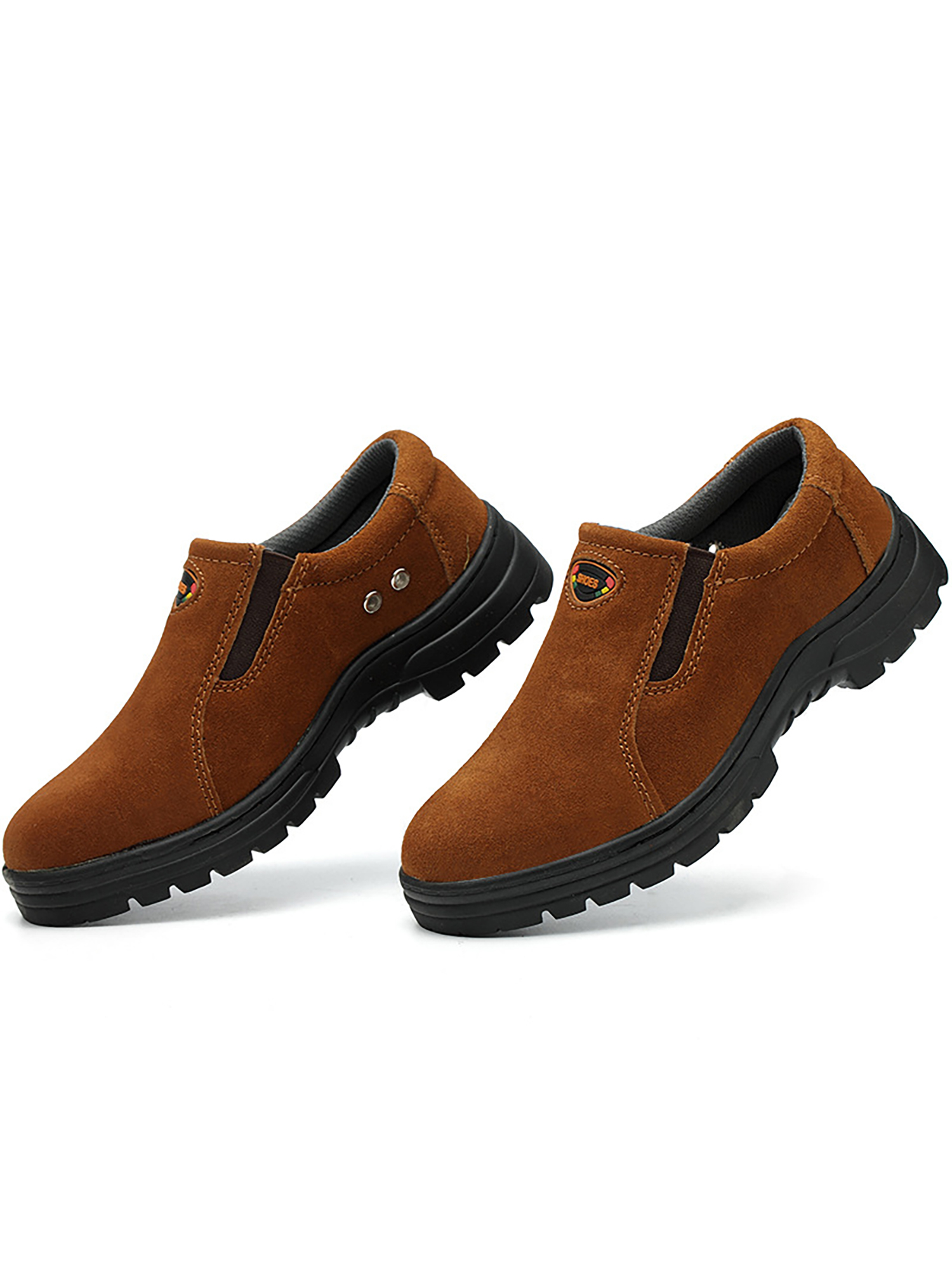 Safety Trainers Mens Womens Steel Toe Cap Work Shoes Hiking Ankle Boots Shoes
