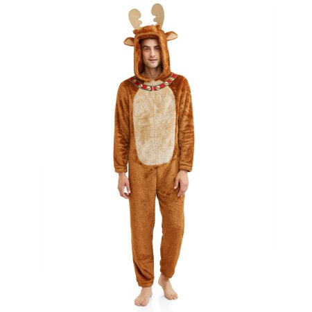 Onesie Moose Union Suit (Adult Dog Onesie)