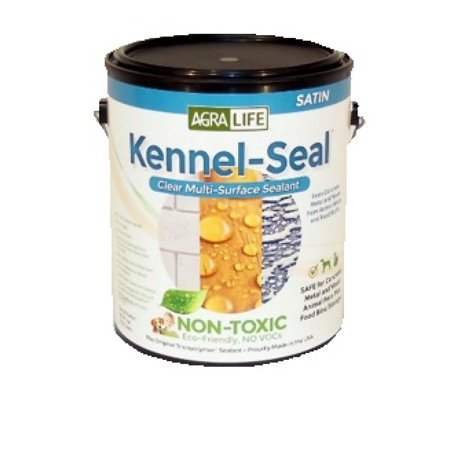 Kennel-Seal by Agra Life, Sealant for Wood, Concrete, & Metal ()