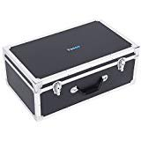 Aluminum Carrying Case Portable Heavy Duty Hard Box Carry Suitcase for DJI Phantom 3 Vision Quadcopter Not fit