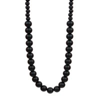 Bumkins Ciclo Silicone Teething Necklace, Black