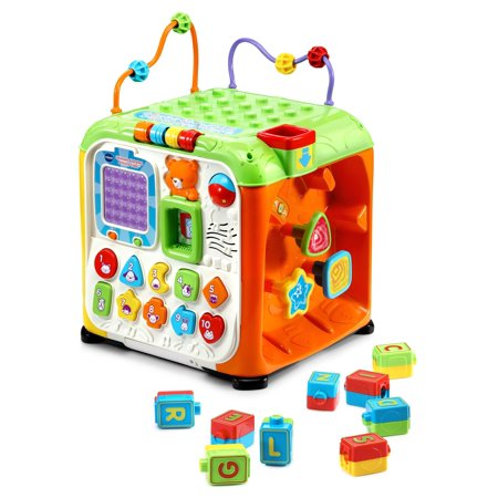 1 Learning Activity Cube (VTech Ultimate Alphabet Activity Cube)