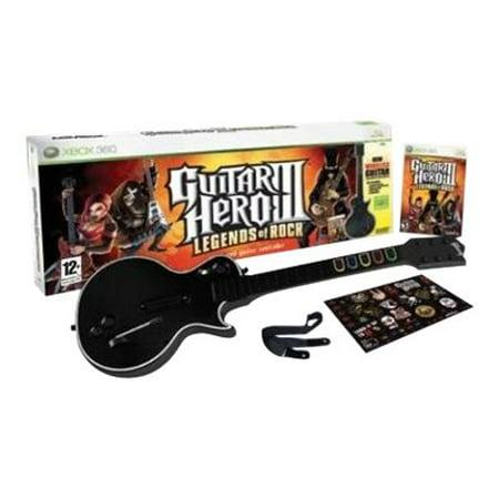 Guitar Hero-activ 360-guitar Hero Iii Wireless Bundle