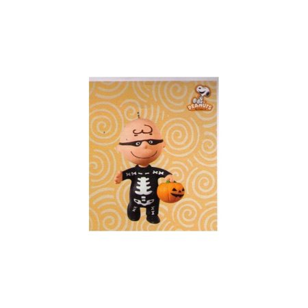 Skele-brating Charlie Brown Halloween Hallmark 2010 - Hallmark Halloween