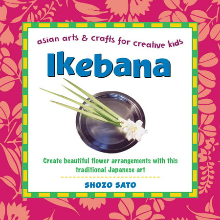 Ikebana : Create beautiful flower arrangements with this traditional Japanese art Discusses the history and characteristics of the art of Japanese flower arrangement known as ikebana, and describes nine simple projects.