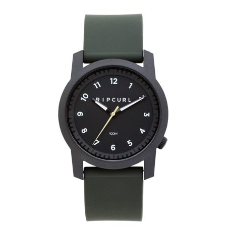 Rip Curl Rock (Rip Curl A3088-MIL Cambridge Men's Watch Military Green 40mm ABS Case )