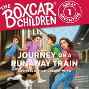 Journey on a Runaway Train - Audiobook