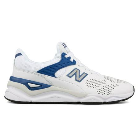 hot sale online 5ffe1 b0538 New Balance - Mens New Balance X90 White Navy Blue White Black MSX90HTA -  Walmart.com