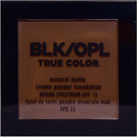 Black Opal True Color Mineral Matte Creme Powder Foundation, Au
