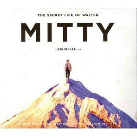 Secret Life of Walter Mitty Soundtrack (CD)