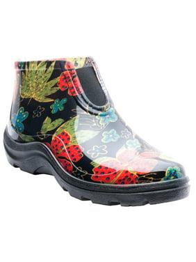 2572fdaf909ec Product Image Sloggers Women s Rain   Garden Ankle Boots