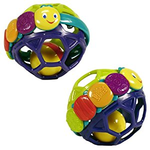 Bright Starts Flexi Ball, Set of 2 by Bright Starts