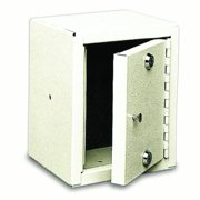 "Single Door, Double Lock, Narcotic Cabinet, 7""W x 6""D x 8.5""H, EACH"