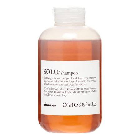 Davines Solu Refreshing Solution Shampoo, 8.45 Fl