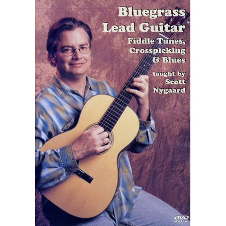 (Bluegrass Lead Guitar: Fiddle Tunes, Crosspicking and Blues)