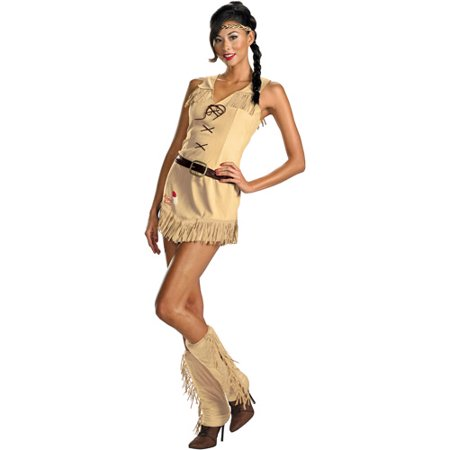 Lone Ranger Sassy Tonto Adult Halloween Costume for $<!---->