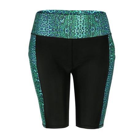 HDE Biker Shorts for Women – High Waist Womens Spandex Yoga Shorts for Ladies