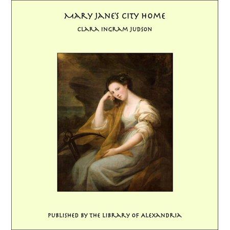 Mary Jane's City Home - eBook - City Of Lake Mary Halloween