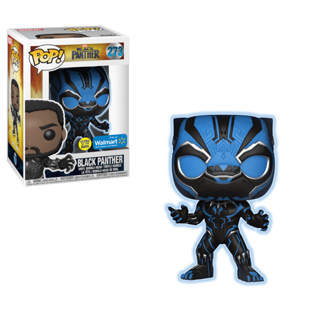 Funko Pop Marvel Black Panther Pop 8 Walmart Exclusive Walmartcom