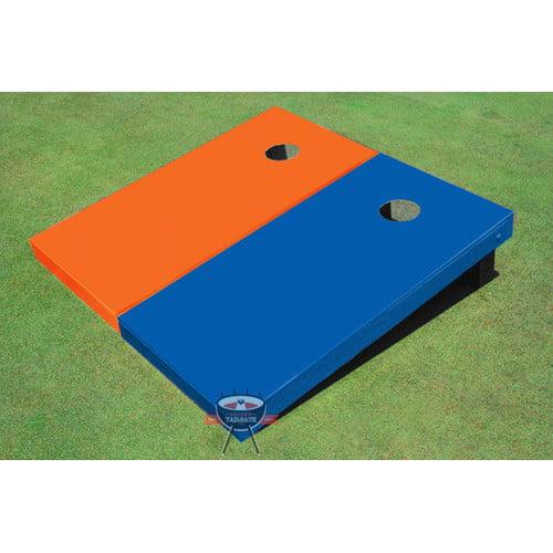 All American Tailgate Solid Cornhole Board (Set of 2)