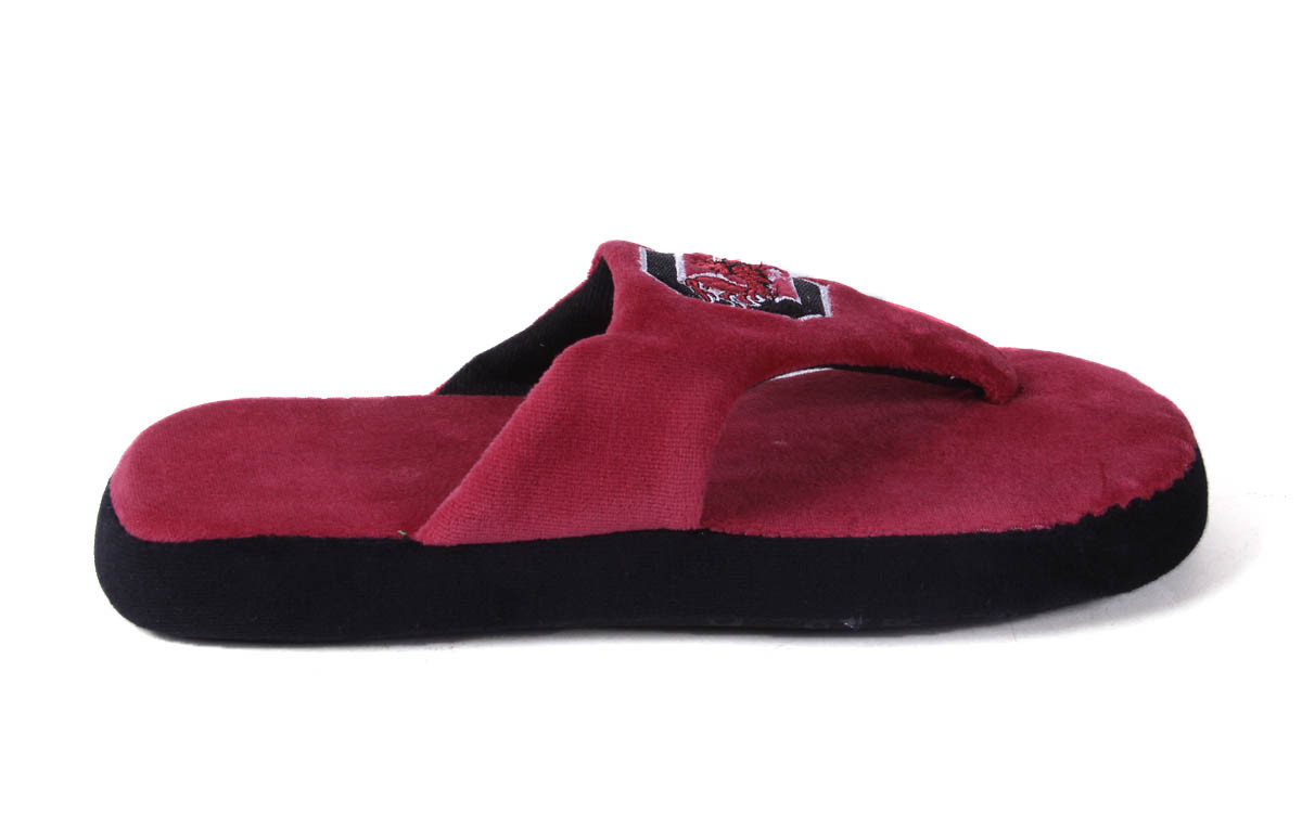 Comfy Feet NCAA Comfy Flop Slippers South Carolina Gamecocks by Comfy Feet