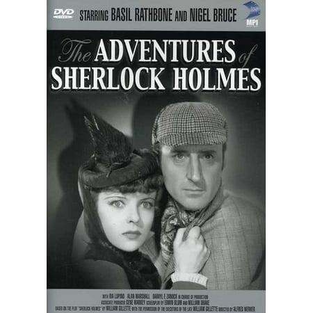 The Adventures of Sherlock Holmes (DVD)
