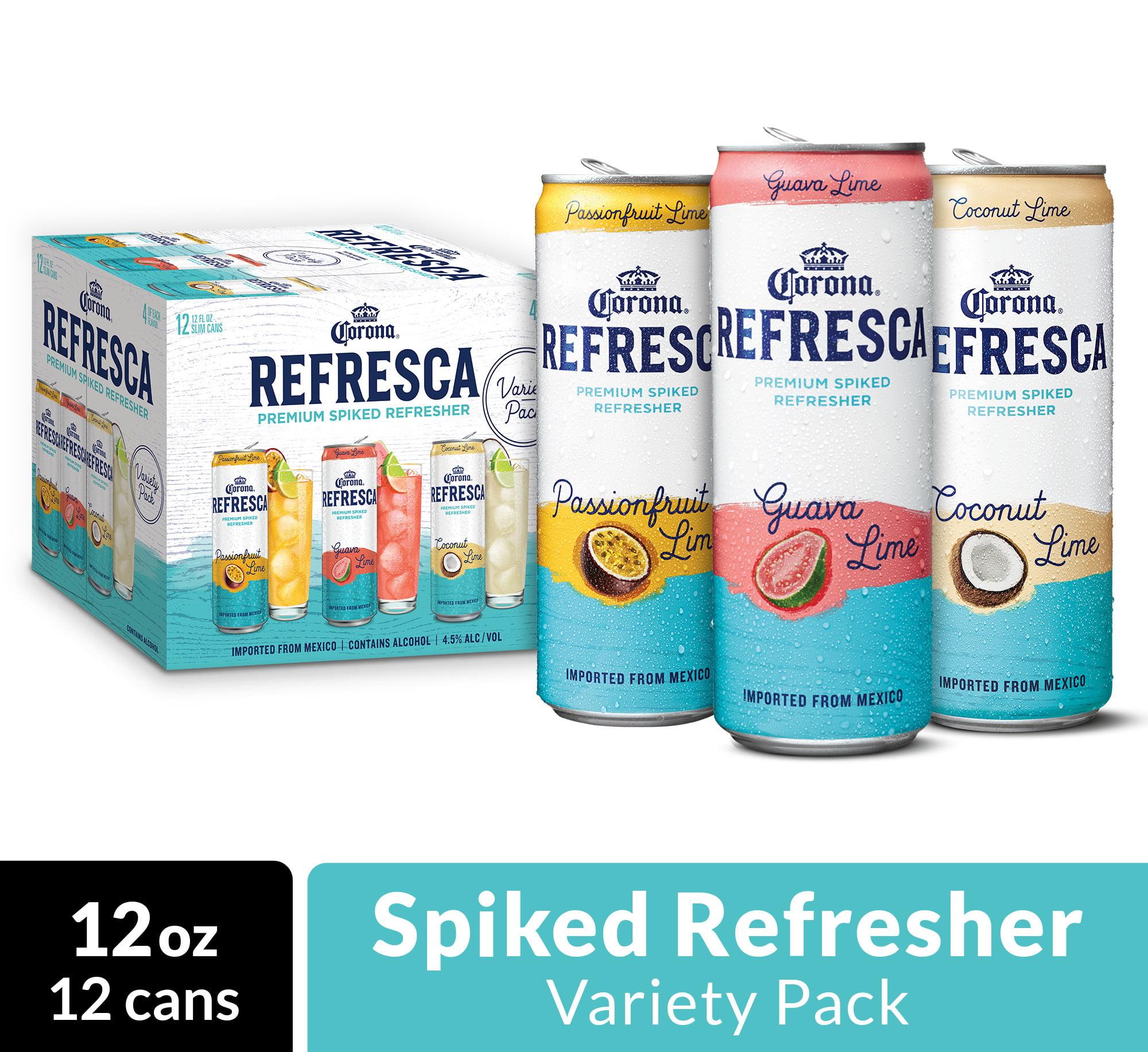 35 Corona Refresca Nutrition Label Labels Database 2020