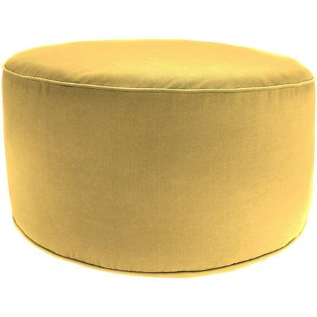 Fine Jordan Manufacturing 24 Round Pouf Squirreltailoven Fun Painted Chair Ideas Images Squirreltailovenorg