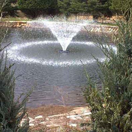 Kasco Marine Model 4400 1 HP Decorative Aerating Outdoor Fountain Kasco Aerating Fountain