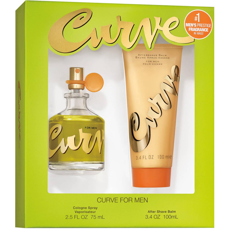 Curve for Men Fragrance Gift Set, 2 pc