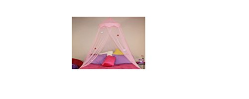 Dream Canopy for Girls Princess Bedroom Fits Twin or Full Size Bed by Overstock