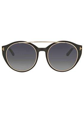 f96b373253 Product Image Tom Ford Joan Blue Gradient Sunglasses