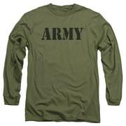 Army Army Mens Long Sleeve Shirt