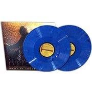 Shawshank Redemption Original Motion Picture Soundtrack - Thomas Newman - Exclusive Blue Vinyl LP Record